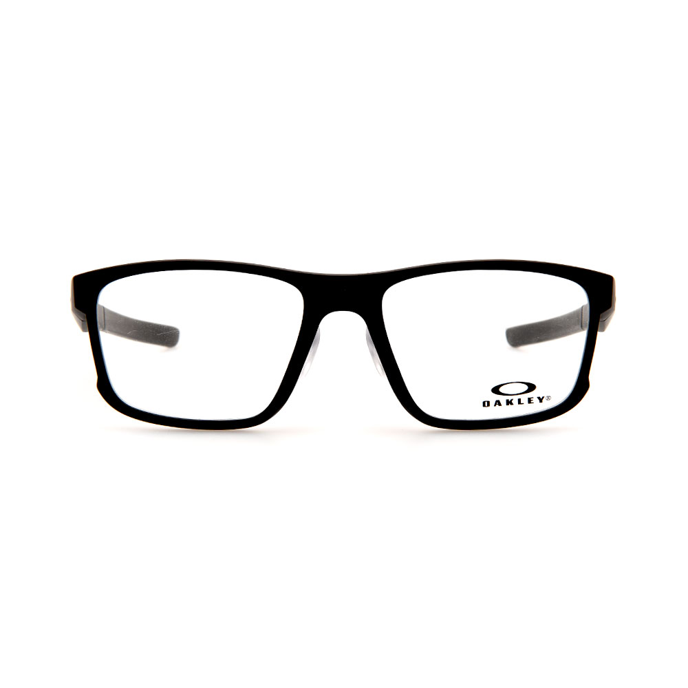 OAKLEY Hyperlink (Asia Fit) OX8051-0154 Rectangle Satin Black Eyeglasses