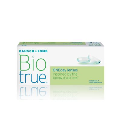 Biotrue ONEday Disposable (30 PCS)