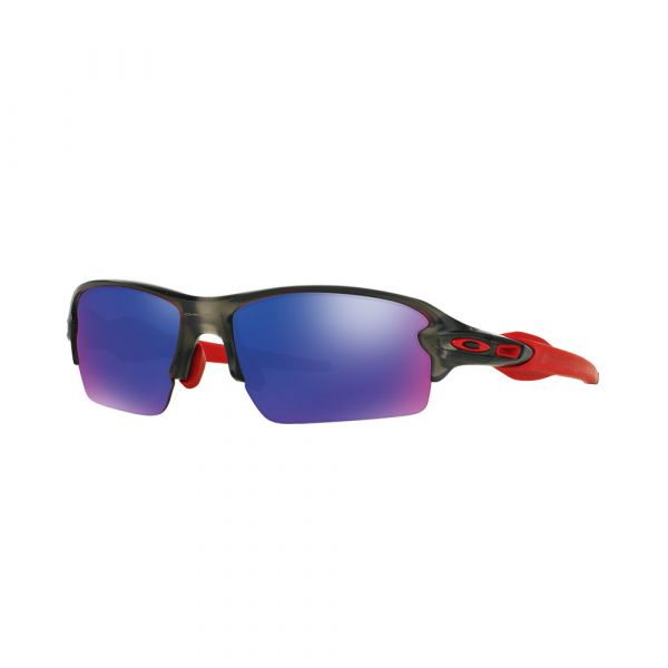OAKLEY Sport Performance Positive Red Iridium Lenses 0OO927103 OOFLAK 2.0 (A) Sunglasses