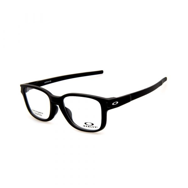 OAKLEY Latch SS OX8114-0152 Rectangle Satin Black Eyeglasses