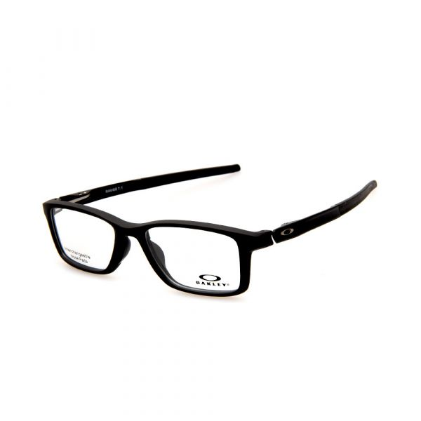 OAKLEY Gauge 7.1 OX8112-0154 Rectangle Satin Black Eyeglasses