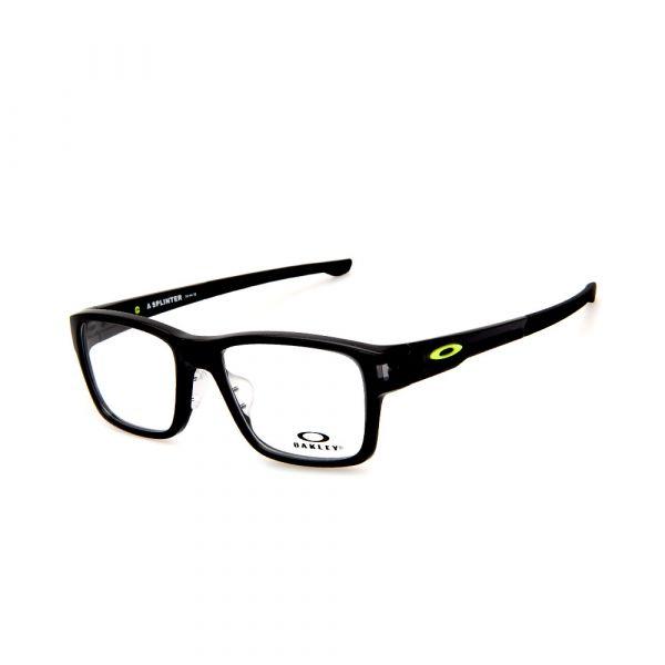 OAKLEY Splinter (Asia Fit) OX8095-0454 Square Black Ink/Retina Burn Eyeglasses