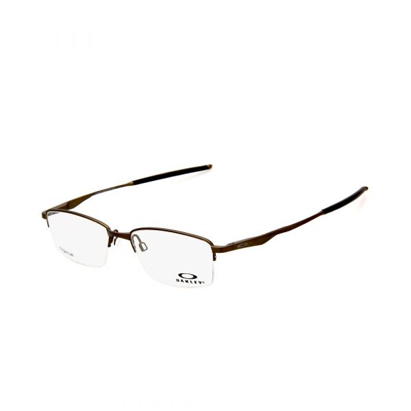 OAKLEY Limit Switch 0.5 OX5119-0254 Semi-Rimless Satin Pewter Eyeglasses