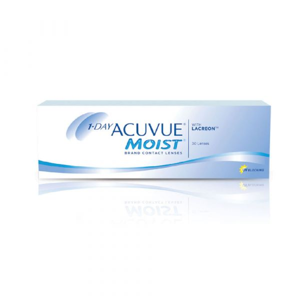 1 Day Acuvue Moist (30 PCS)