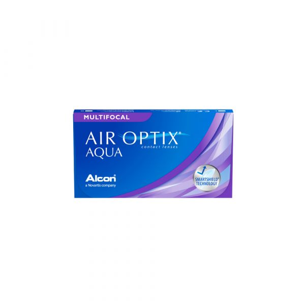 Air Optix Aqua Multifocal Monthly (3 PCS)