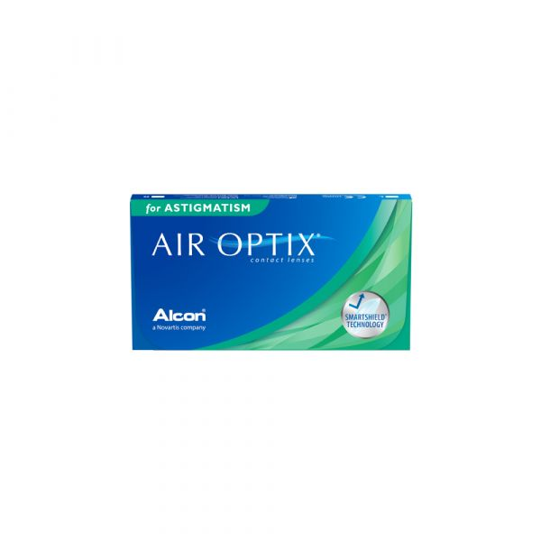 Air Optix Astigmatism Monthly (3 PCS)