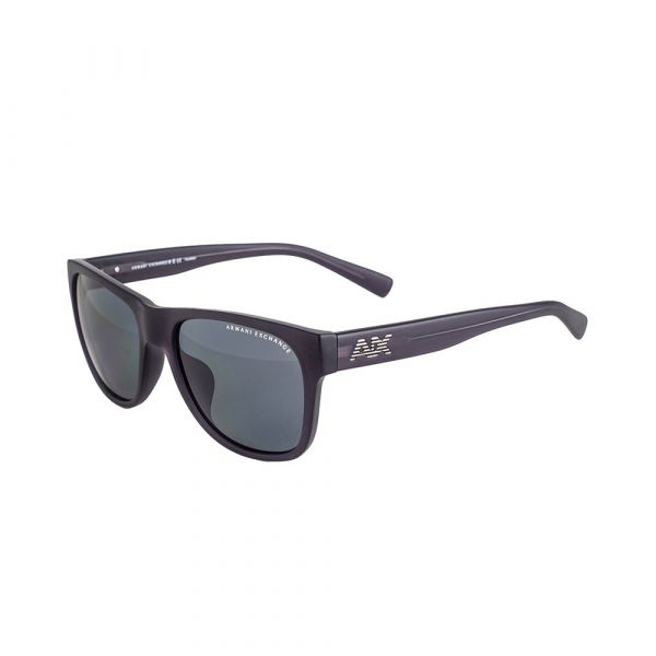 ARMANI EXCHANGE AX4008F Black Sunglasses