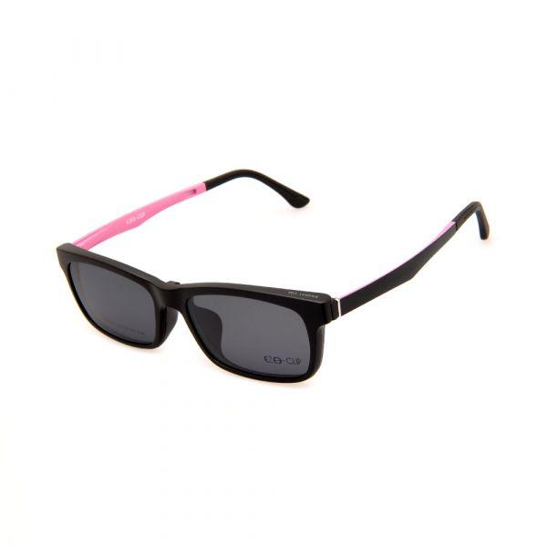 EZE CLIP Unisex Multipuporse Clip-On BW2031 C04 Yellow/Black Lens Glasses