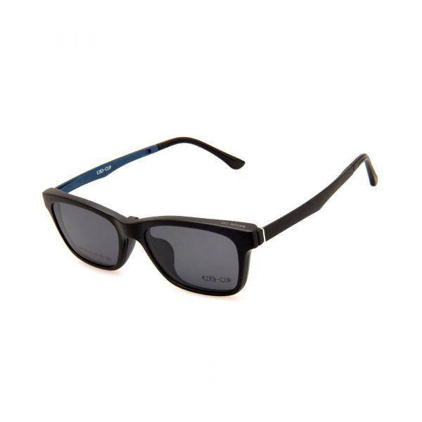 EZE CLIP Unisex Multipuporse Clip-On BW2033 C03 Yellow/Black Lens Glasses