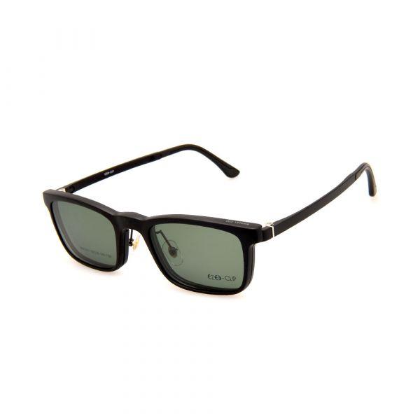 EZE CLIP Unisex Multipuporse Clip-On BW2201 C02 Yellow/Black Lens Glasses