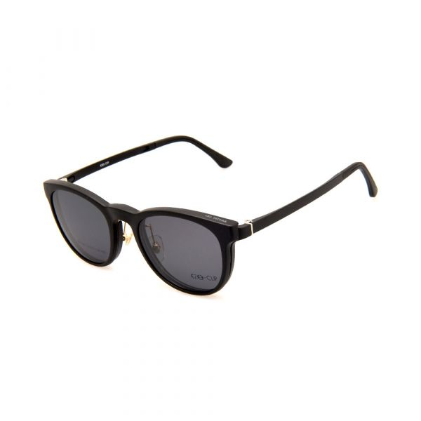 EZE CLIP Unisex Multipuporse Clip-On BW2202 C01 Yellow/Black Lens Glasses