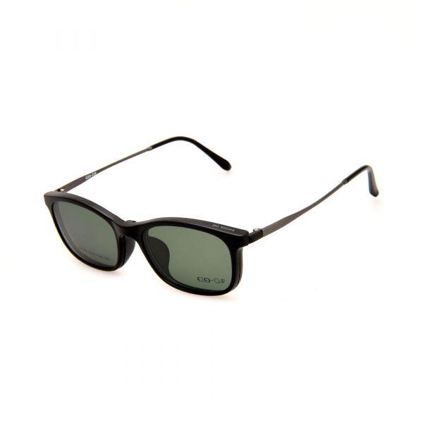 EZE CLIP Unisex Multipuporse Clip-On BW2206 C02 Yellow/Black Lens Glasses