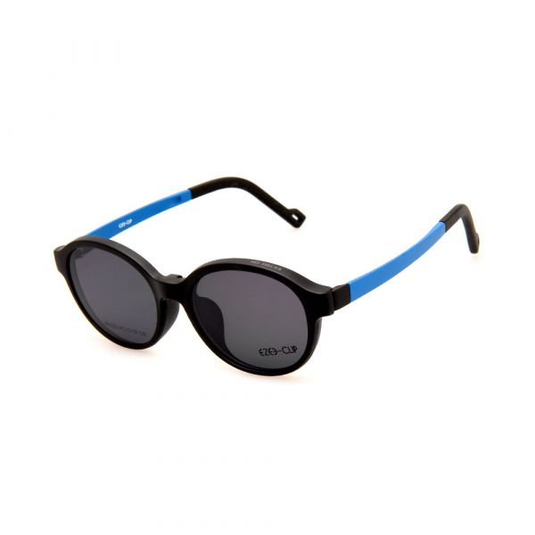 EZE CLIP Unisex Multipuporse Clip-On BW2303 C02 Yellow/Black Lens Glasses