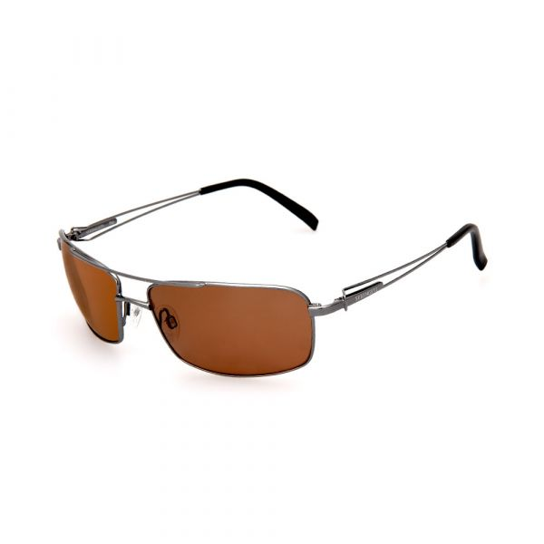 SERENGETI 7113 DANTE SHINY AVIATOR SUNGLASSES