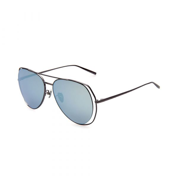 WHOOSH Sunnies Series Gunmetal Aviator DE16207 C03 Sunglasses