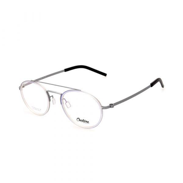 WHOOSH Couture Vintage Series Transparent DFTI6287 C7 Unisex Eyeglasses