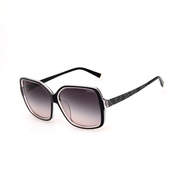 ESPRIT Black Square Sunglasses ET13122