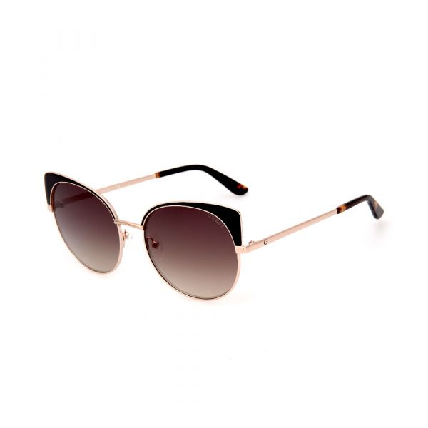 GUESS GU7599 50G Cat Eye Sunglasses