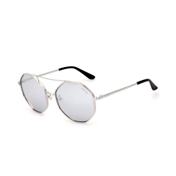 GUESS GU7636-F 10C Octagon Sunglasses