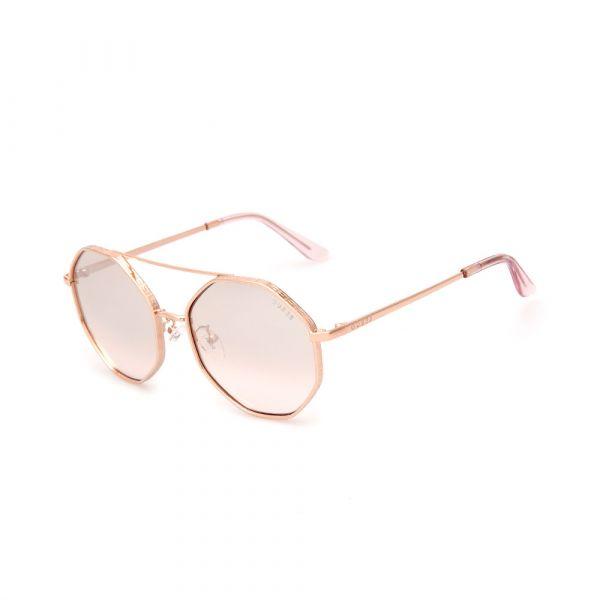 GUESS GU7636-F 28U Octagon Sunglasses