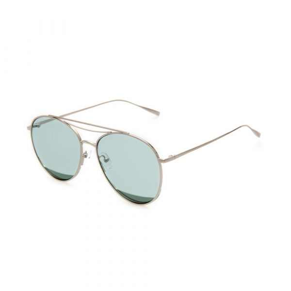 WHOOSH Sunnies Series - Color Tint Baby Blue Aviator HE1708 C4 Sunglasses
