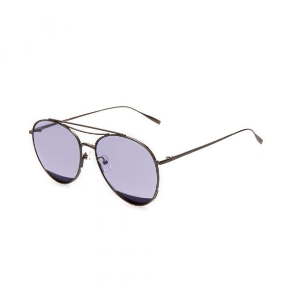 WHOOSH Sunnies Series - Color Tint Purple/Gunmetal Aviator HE1708 C6 Sunglasses