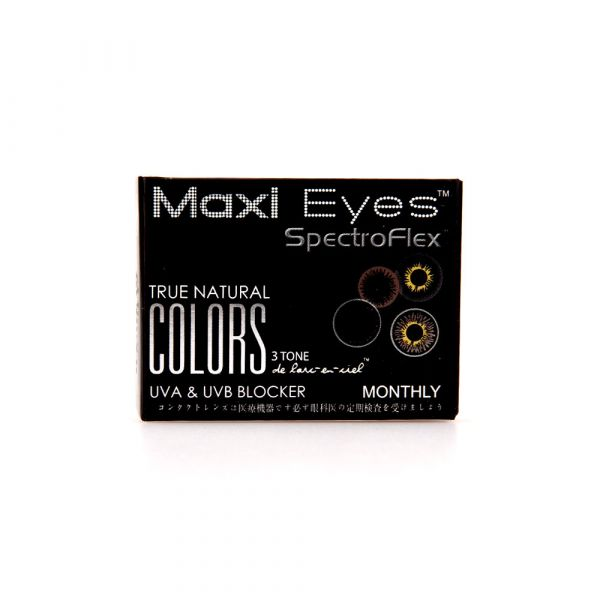 Maxi Eyes 3 Tones Monthly (2 PCS)