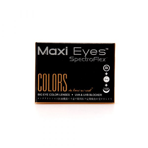 Maxi Eyes 2 Tones Monthly (2 PCS)