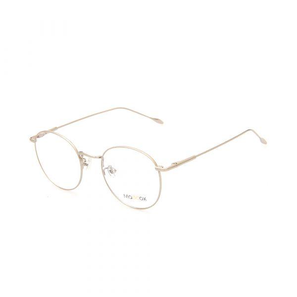 MADDOX Unisex Round Silver WFIH1028 C15 Eyeglasses