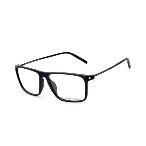 PORSCHE DESIGN Black Square 8334 A Eyeglasses