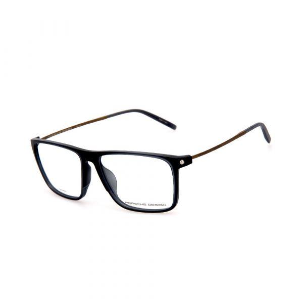 PORSCHE DESIGN Black Square 8334 C Eyeglasses