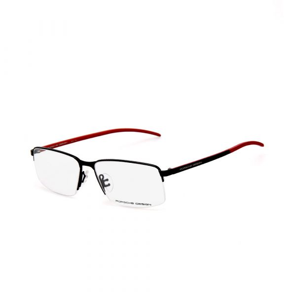 PORSCHE DESIGN Red Rectangle 8347 A Eyeglasses