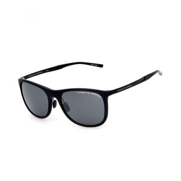 PORSCHE DESIGN Black Square 8672 A Sunglasses