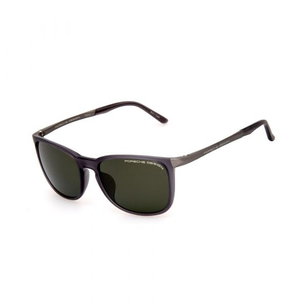 PORSCHE DESIGN Purple/Grey 8673 C Sunglasses