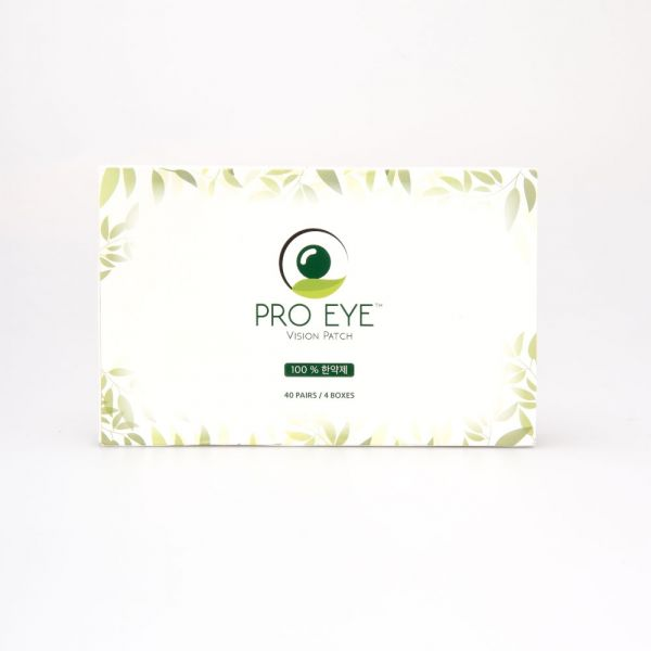 Pro Eye Vision Patch (40 Pairs)