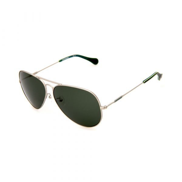 CONVERSE Unisex Silver Pilot SCO018K 0581 Sunglasses