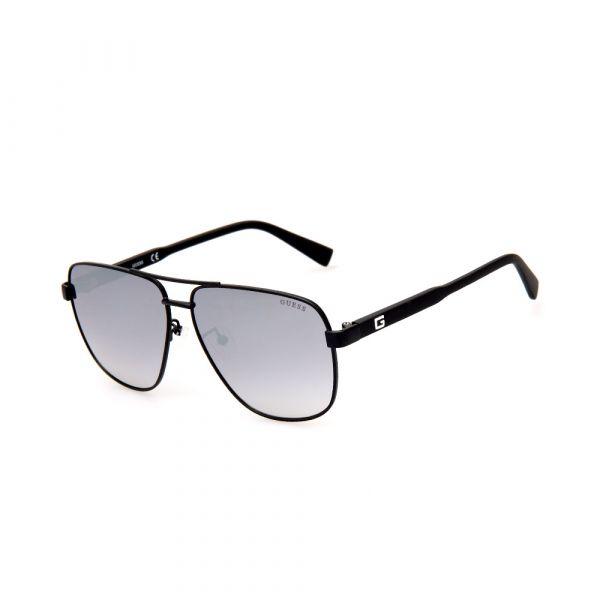 GUESS GU6953-D 02C Aviator Sunglasses
