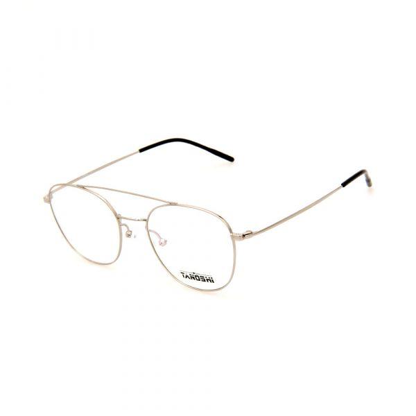 TANOSHI DE16318 C02 Aviator Sliver Eyeglasses