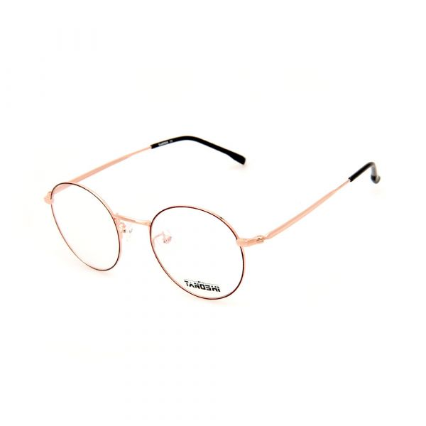 TANOSHI DE16328 C01 Round Fashion Eyeglasses