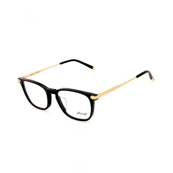 WHOOSH Vintage Series Black Square TT4207 C1 Eyeglasses