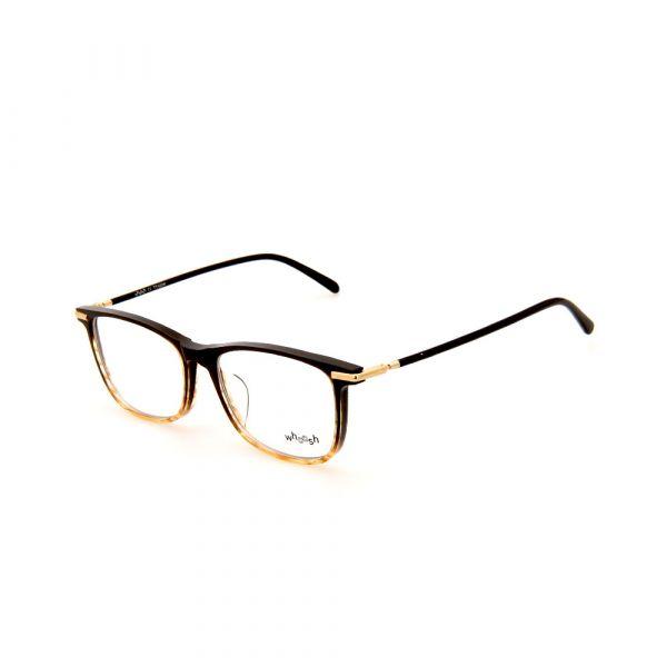 WHOOSH Vintage Series Gradient Brown Square TT4209 C2 Eyeglasses