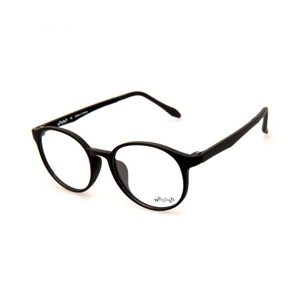 WHOOSH Black Oval BR2164 C2 Eyeglasses