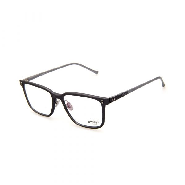 WHOOSH Urban Series Black Square WFIH1003 C1 Eyeglasses