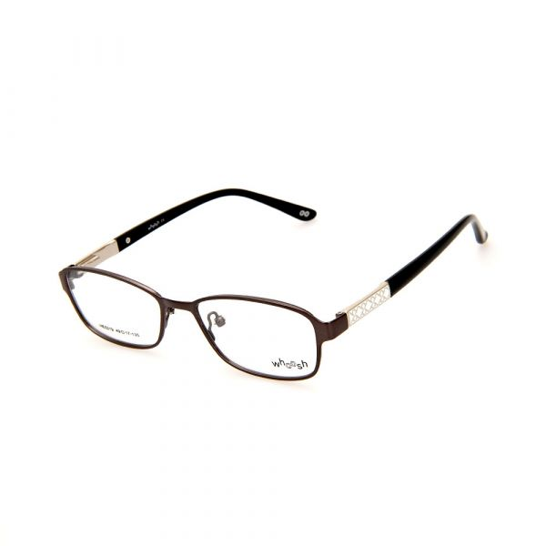 WHOOSH Urban Series Black/White Rectangle HE5219 C3 Eyeglasses