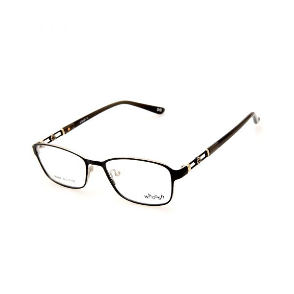 WHOOSH Urban Series Brown Oval HE5222 C1 Eyeglasses