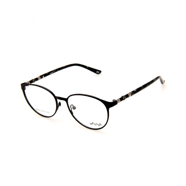 WHOOSH Urban Series Tortoise Black Oval HE5221 C1 Eyeglasses