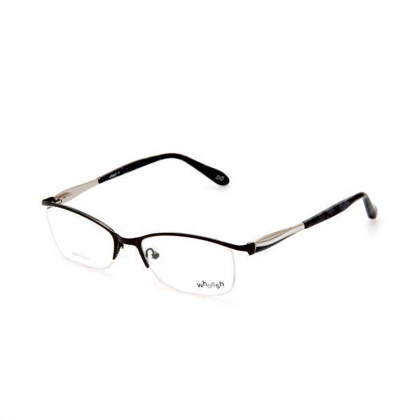 WHOOSH Urban Series Black Rectangle HE5211 C1 Man Eyeglasses