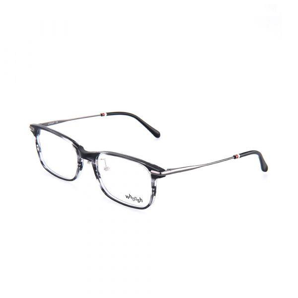 WHOOSH Vintage Series Black & White Rectangle HES-143 C2 Eyewear