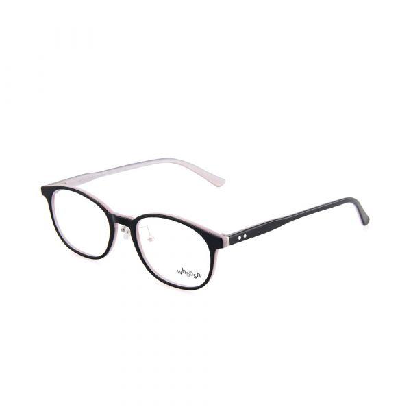 WHOOSH Vintage Series Black HES-158 C4 Eyeglasses