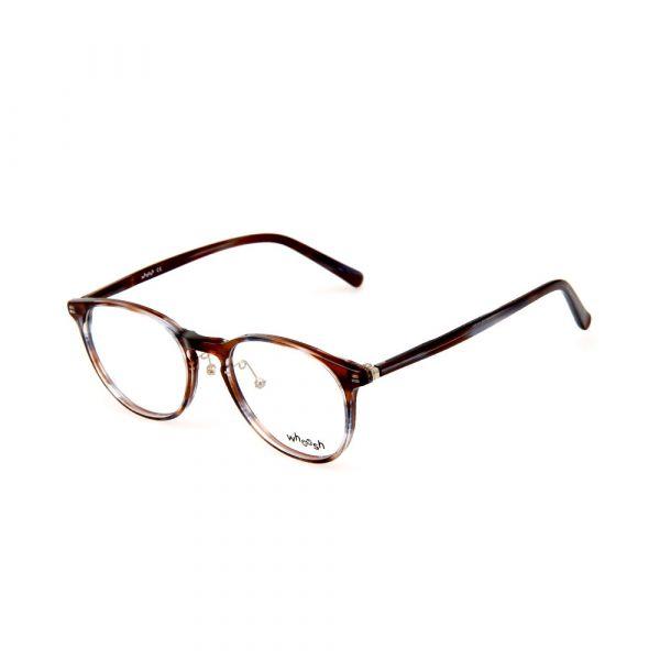 WHOOSH Vintage Series HES164 C2 Tortoise Oval Unisex Eyeglasses